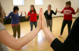 Dance as therapy: Movement and music as a source of healing