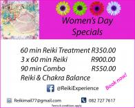 Women's Day - Reiki Specials Northcliff Reiki _small
