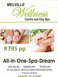 Welness Wednesdays - Buy 1 Get 1 Free Massage Offer Melville Day Spas 3 _small