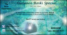 Remote/Distance Reiki Special Northcliff Reiki _small