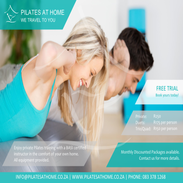New Clients Get 10% Off On First Order Weltevredenpark Contemporary Pilates _small