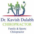 Dr Kavish Dulabh Chiropractor